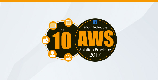 "nClouds Named to ""10 Most Valuable AWS Solution Providers 2017"""
