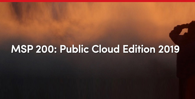 nClouds Named a Top 200 Public Cloud MSP by ChannelE2E
