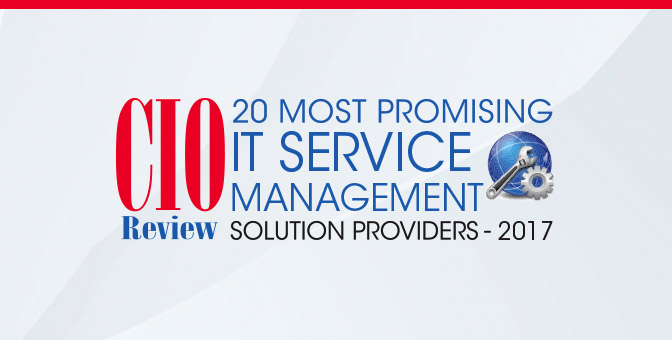 "nClouds Earns Spot on CIOReview ""20 Most Promising IT Service Management Solution Providers 2017"""