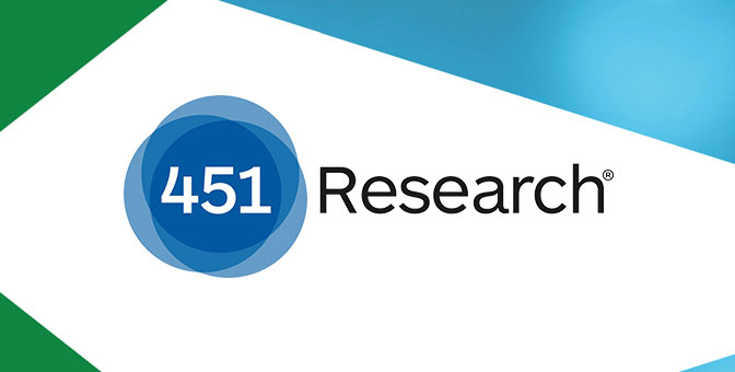 Analyst Report | 451 Research