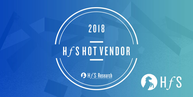 Analyst Report | HfS Hot Vendors 2018